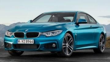 BMW reveals updated 4-Series