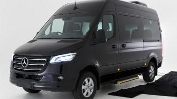 2020 Mercedes-Benz Sprinter Transfer Minibus price and specs