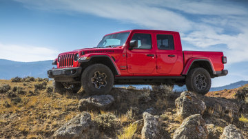 Jeep Gladiator ute first drive