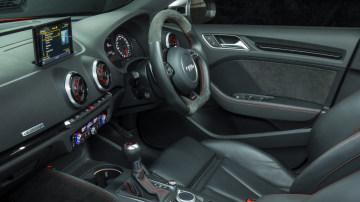 2016 Audi RS3 Sportback.