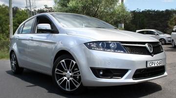 Proton Suprima S Hatch And Prevé GXR Sedan Review