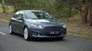 Ford Falcon G6E first drive review