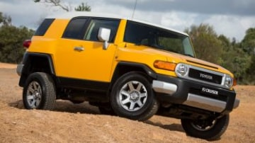 2011-2016 Toyota FJ Cruiser used car review