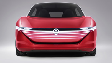 Volkswagen to unveil new I.D. Lounge SUV