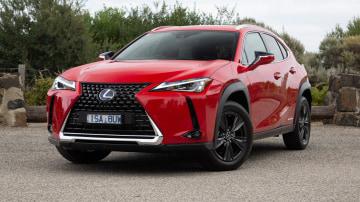 2021 Lexus UX250h Luxury