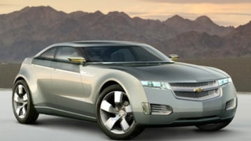 Volt concept, General Motors' electric car
