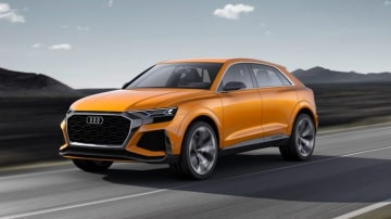 Audi Q8 Sport Concept revealed