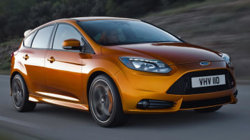 Ford To Show Focus ST And New Concept At Frankfurt