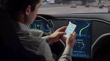 Bosch Previews The Autonomous Driving User Experience: Video