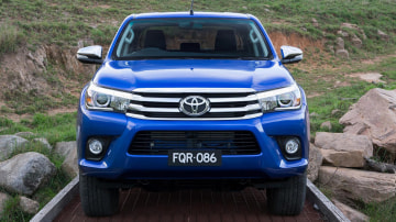 Toyota HiLux Recalled For Auxiliary Battery Kit - Range Rover | Range Rover Sport Recalled For Front Seatbelt