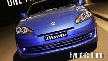 The Insider Archive: Hyundai Tiburon