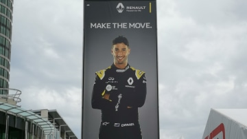 Drive goes behind the scenes of Daniel Ricciardo's new Renault campaign