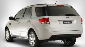 Ford Territory TX.