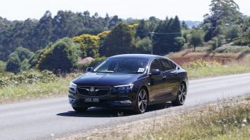 2018 Holden Commodore
