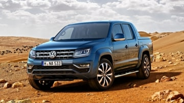 Volkswagen has injected a dash of muscle into the Amarok ute.