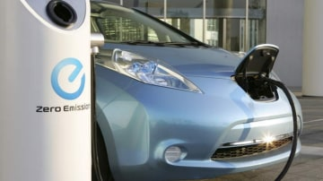 """Incidents of :charge-rage"""" are becoming more common among Silicon Valley employees who can't find charging points for their green vehicles."""