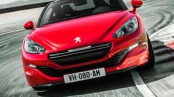 Peugeot RCZ-R first drive review