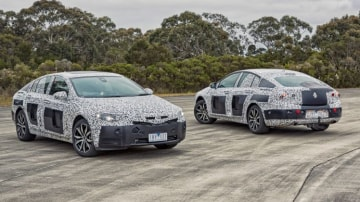 2018 Holden Commodore prototype drive review