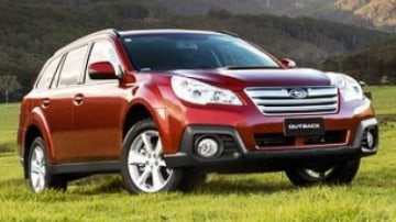 New car review: Subaru Outback Diesel Premium