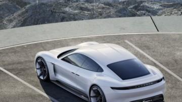 2015 Porsche Mission E conceptEMBARGO 2100 hours Monday 14.09.2015 CET
