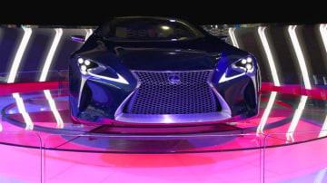 Lexus LF-LC.