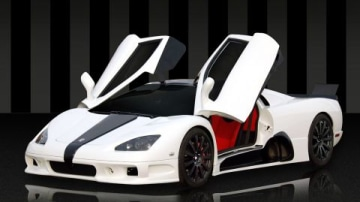 2009 SSC Ultimate Aero Now Packing More Power