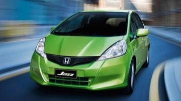 Honda's jazz is a great city-car.