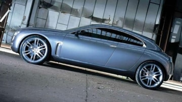 Jaguar Considering Five-Door Coupe: Report