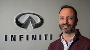 Infiniti Snares BMW's Head Designer