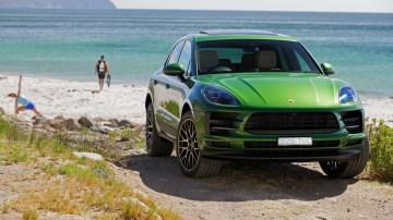 Next Porsche Macan to go pure electric