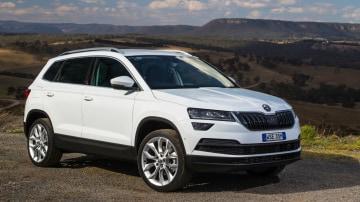 Skoda Karoq 110TSI Road Test Review