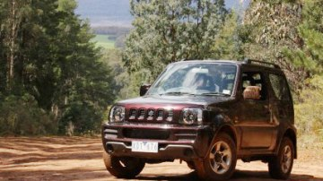 2009 Suzuki Jimny Sierra Road Test Review