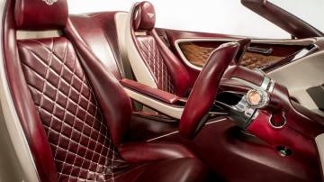 Bentley Investigating Bespoke Vegan Interior Options