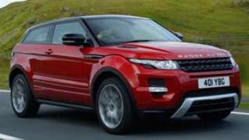 Range Rover Evoque Dynamic Coupe Si4.