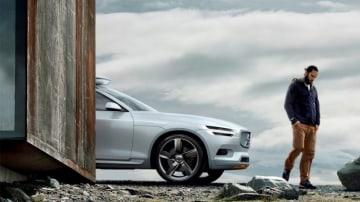 Volvo Concept XC Coupe.