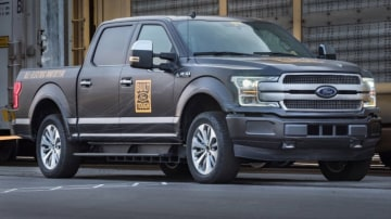 2021 Ford F-150 and Mustang Mach-E take out top honours