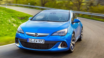 Sydney Motor Show -  Opel Astra OPC