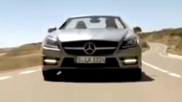 2012 Mercedes-Benz SLK Revealed In Leaked Video