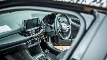 2018 Hyundai i30N prototype.