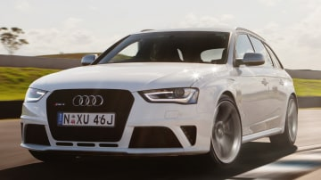 Audi RS4 Avant On Sale In Australia: Price And Features