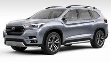 2017 Subaru Ascent.