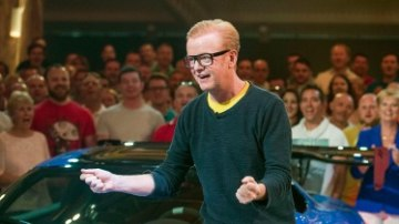 Chris Evans steps aside from Top Gear