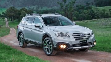 2016 Subaru Outback 2.5i Premium.