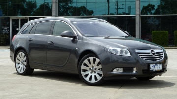 2013 Opel Insignia Select Sports Tourer CDTi Review