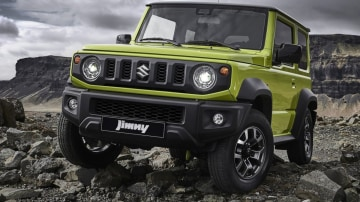 Suzuki Jimny on-sale next month