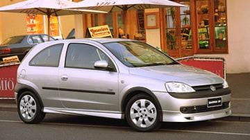 Holden Barina SRi