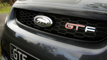 Ford FPV GTF 351 Review