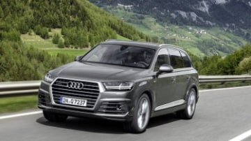 Audi Q7 first drive review