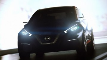 Nissan Sway Concept Confirmed For Geneva: New Micra Coming?