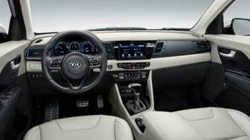 2017 Kia Niro plug-in hybrid.
